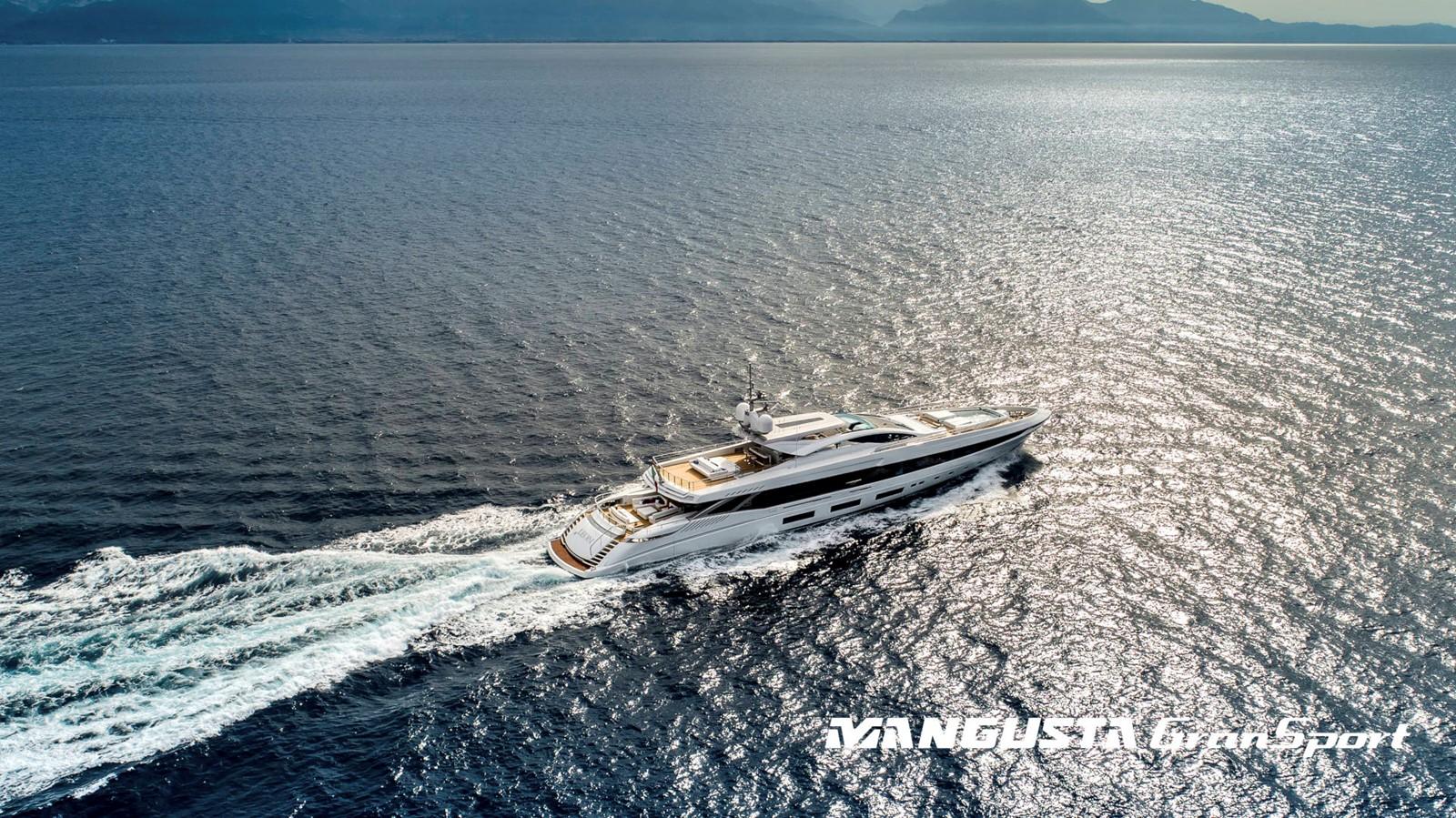 2022 OVERMARINE GROUP  Mega Yacht 2580319