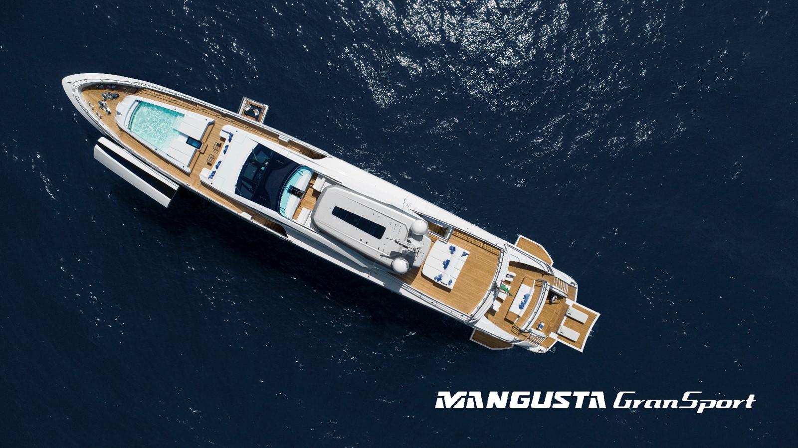2022 OVERMARINE GROUP  Mega Yacht 2580320