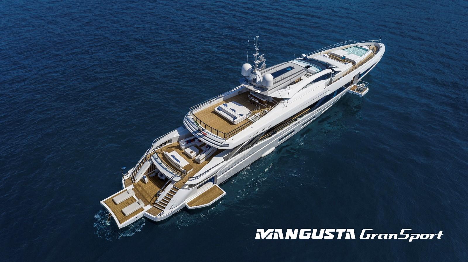 2022 OVERMARINE GROUP  Mega Yacht 2580321