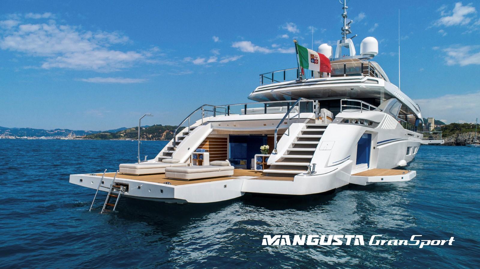 2022 OVERMARINE GROUP  Mega Yacht 2580322