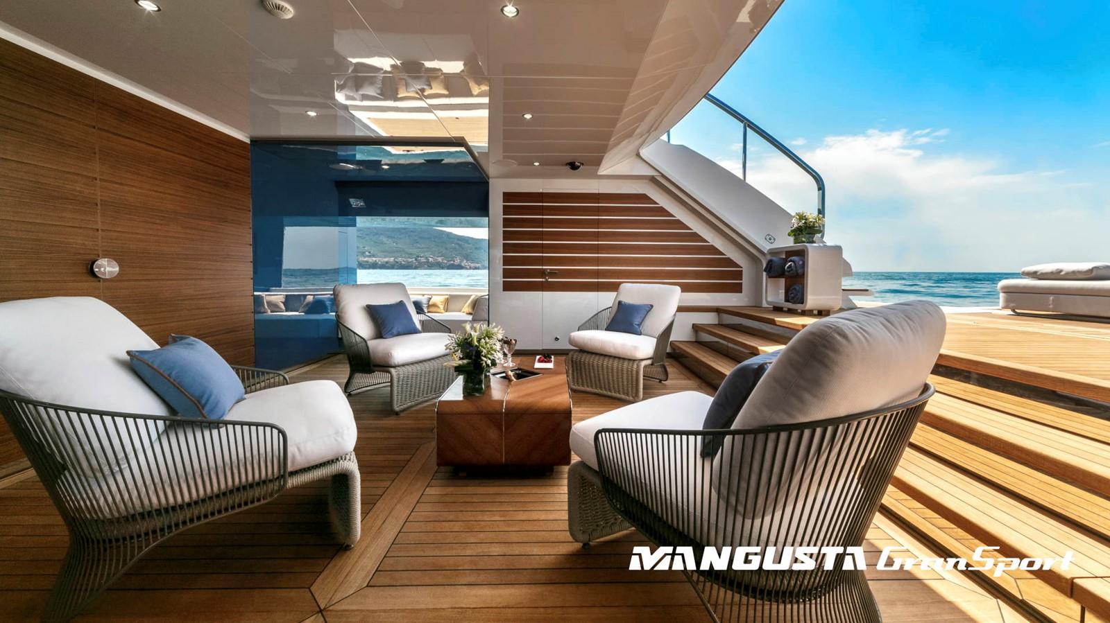 2022 OVERMARINE GROUP  Mega Yacht 2580323