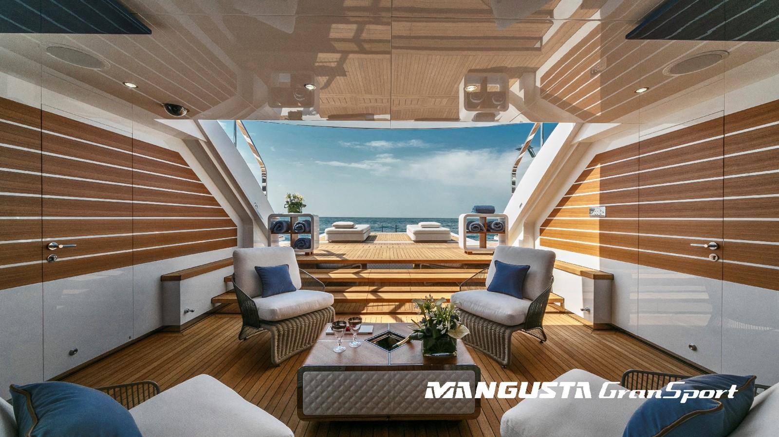 2022 OVERMARINE GROUP  Mega Yacht 2580324