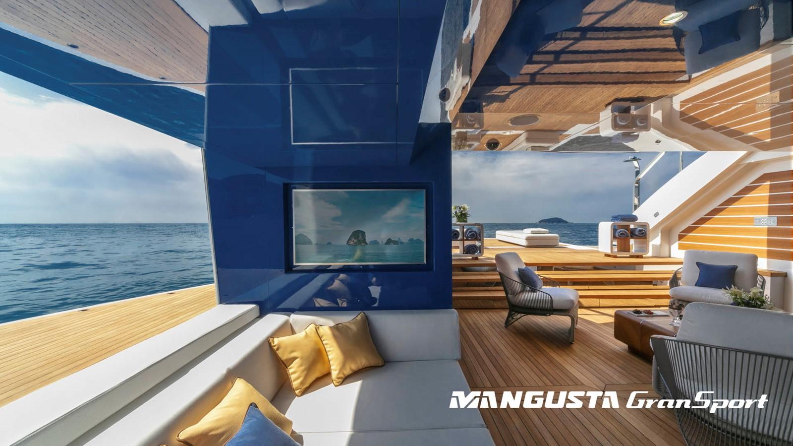 2022 OVERMARINE GROUP  Mega Yacht 2580325