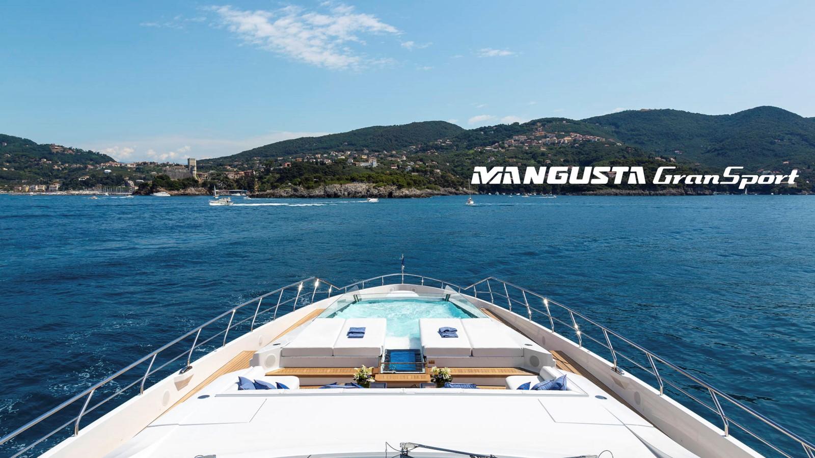 2022 OVERMARINE GROUP  Mega Yacht 2580326
