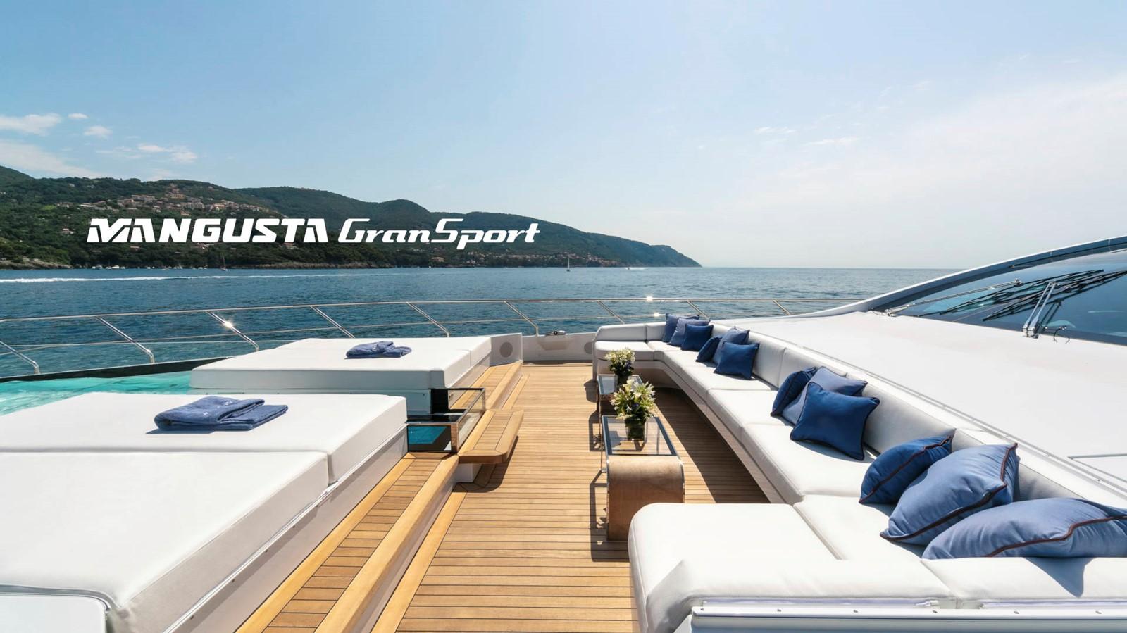 2022 OVERMARINE GROUP  Mega Yacht 2580327