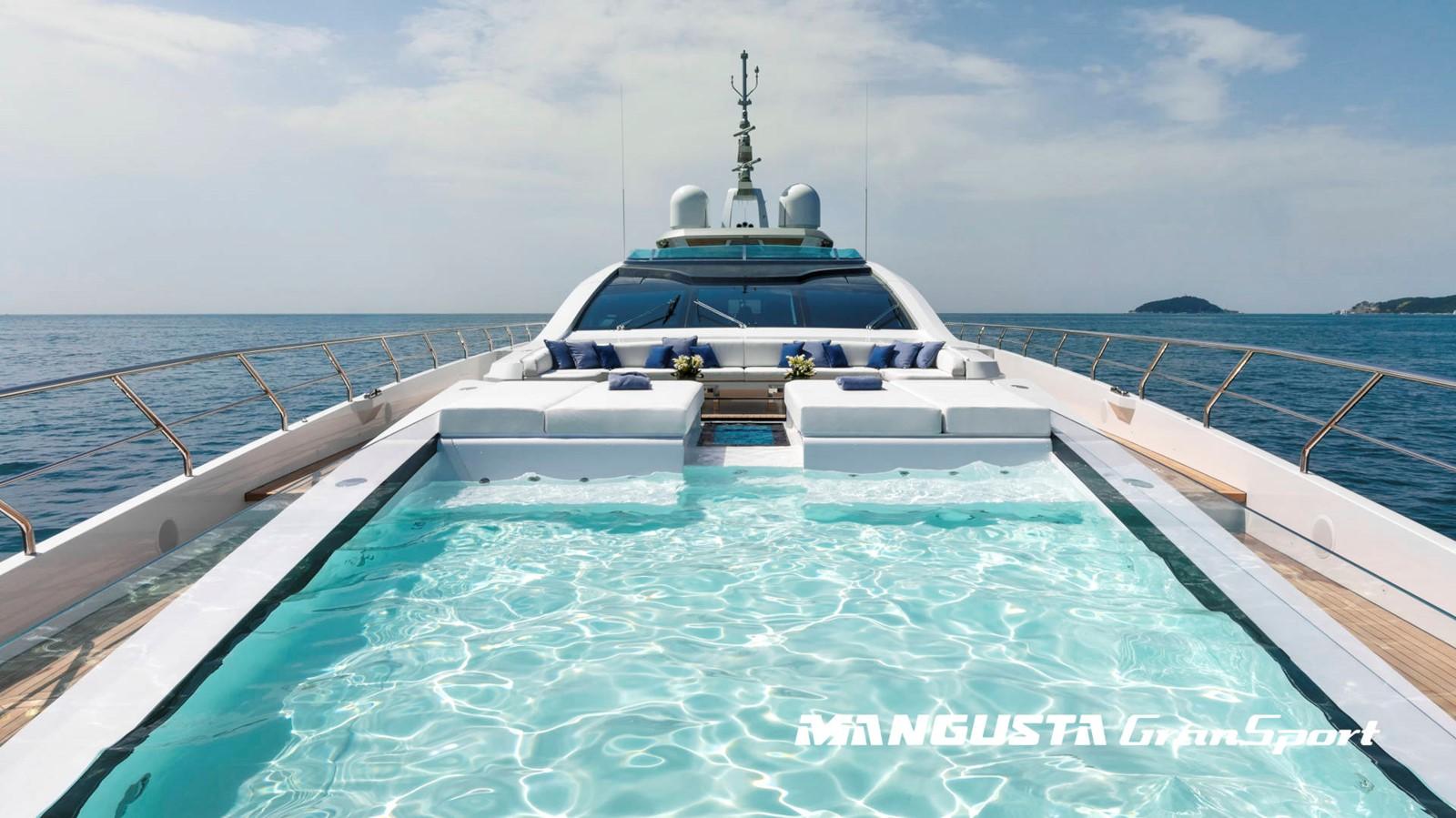 2022 OVERMARINE GROUP  Mega Yacht 2580328