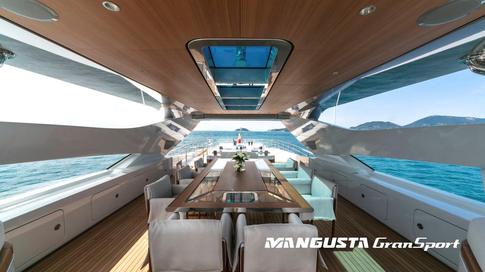 2022 OVERMARINE GROUP  Mega Yacht 2580329