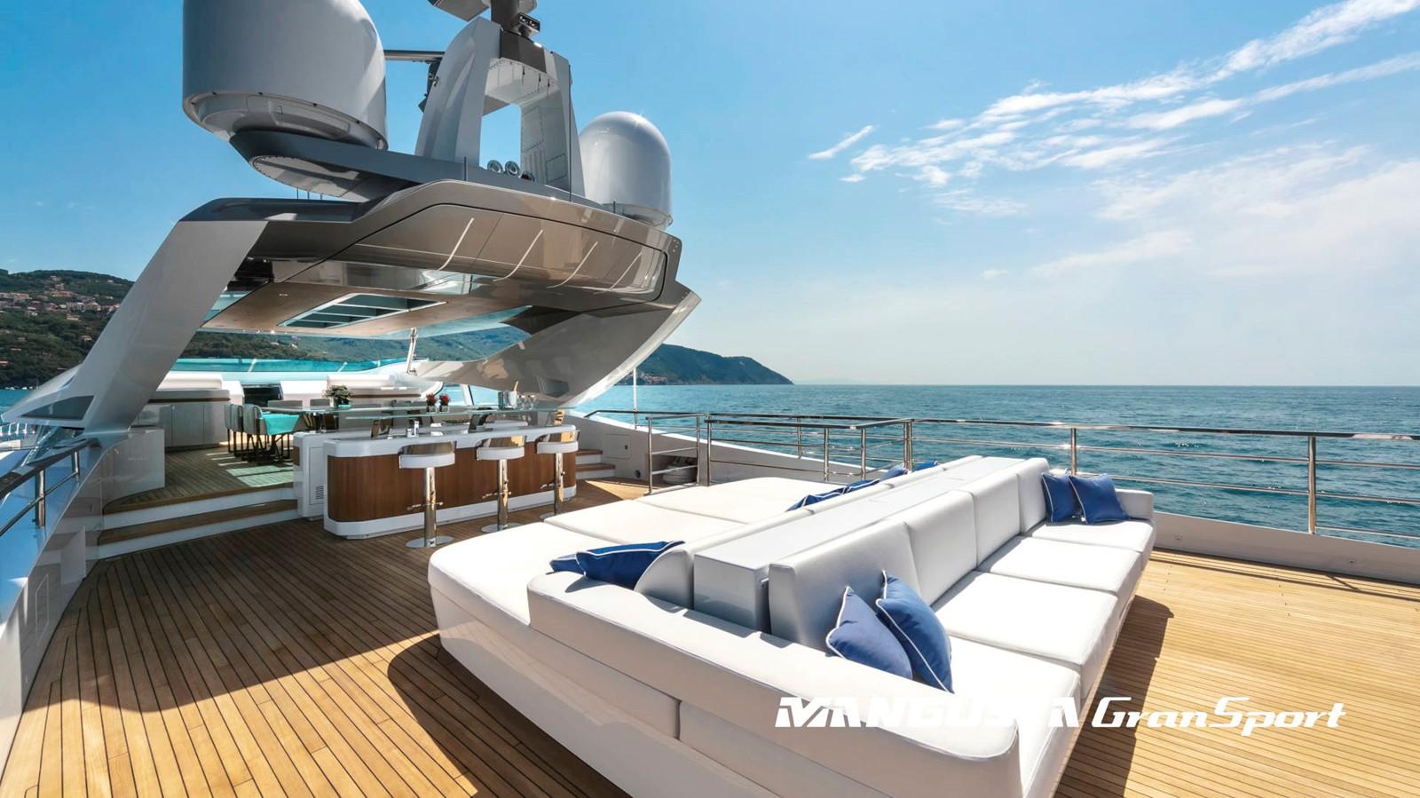 2022 OVERMARINE GROUP  Mega Yacht 2580331
