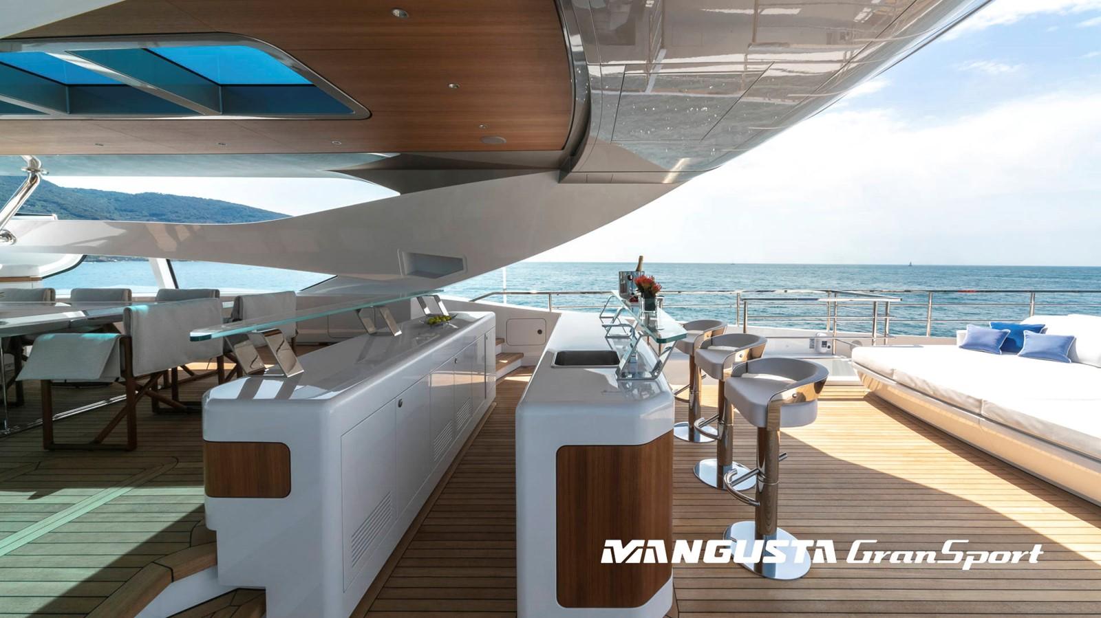 2022 OVERMARINE GROUP  Mega Yacht 2580332