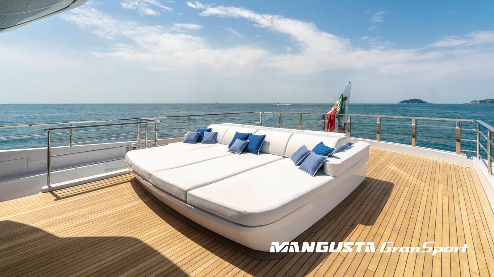 2022 OVERMARINE GROUP  Mega Yacht 2580333