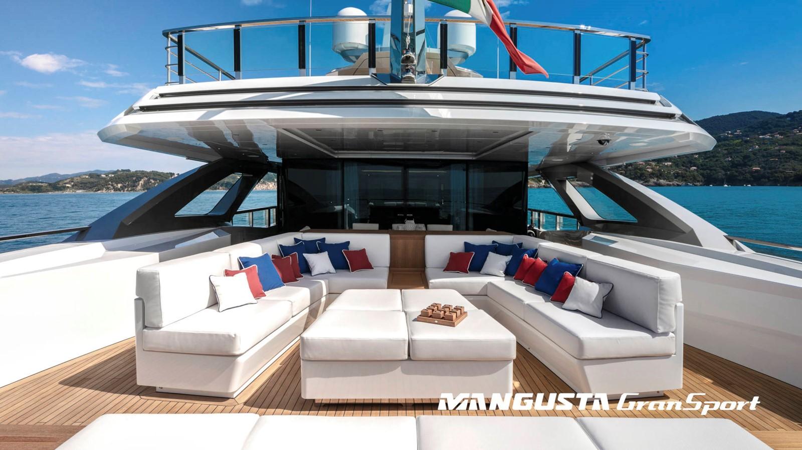 2022 OVERMARINE GROUP  Mega Yacht 2580334