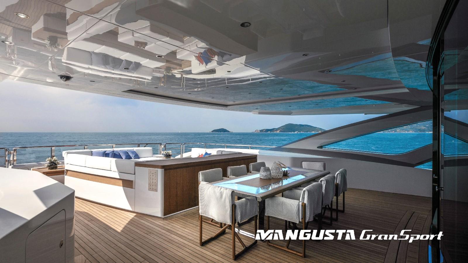2022 OVERMARINE GROUP  Mega Yacht 2580335