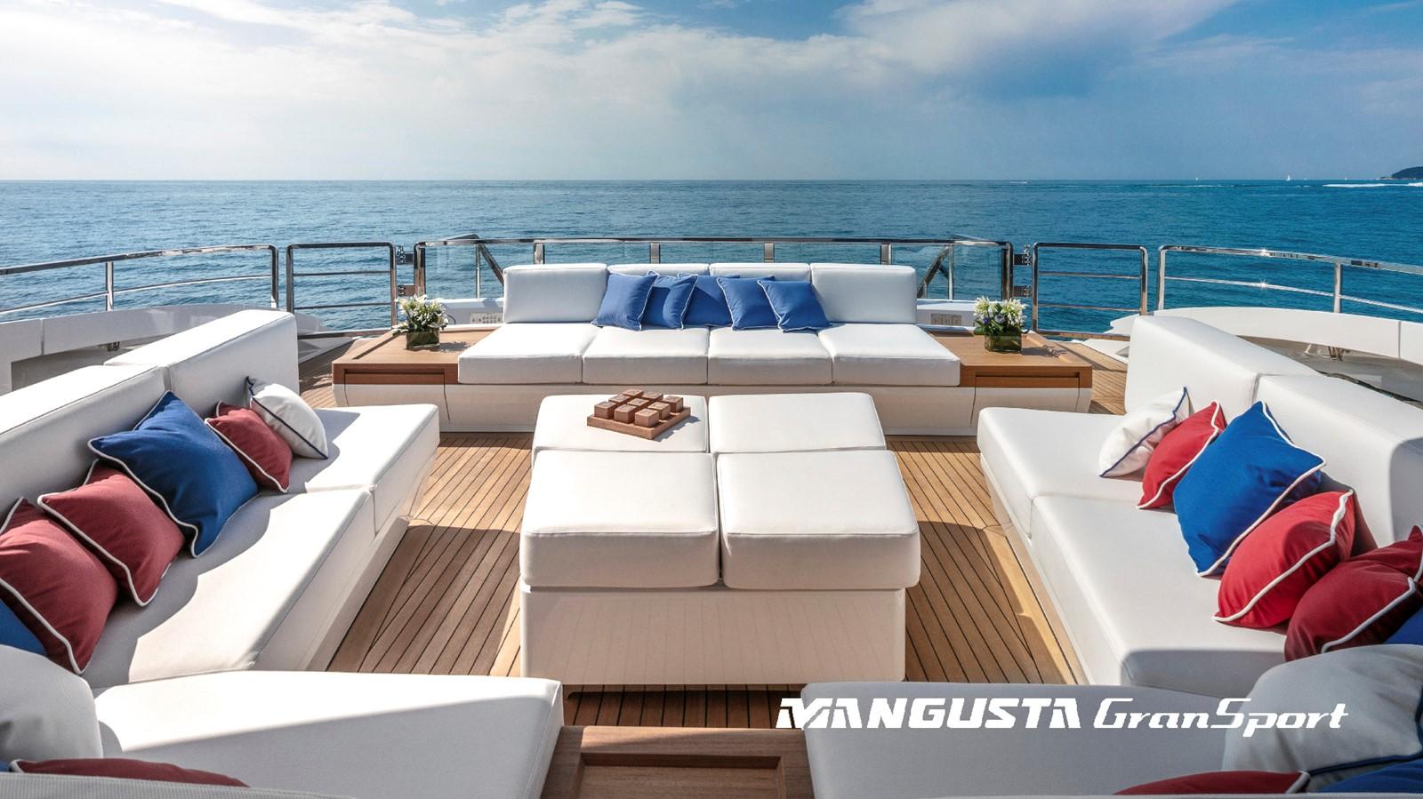 2022 OVERMARINE GROUP  Mega Yacht 2580336