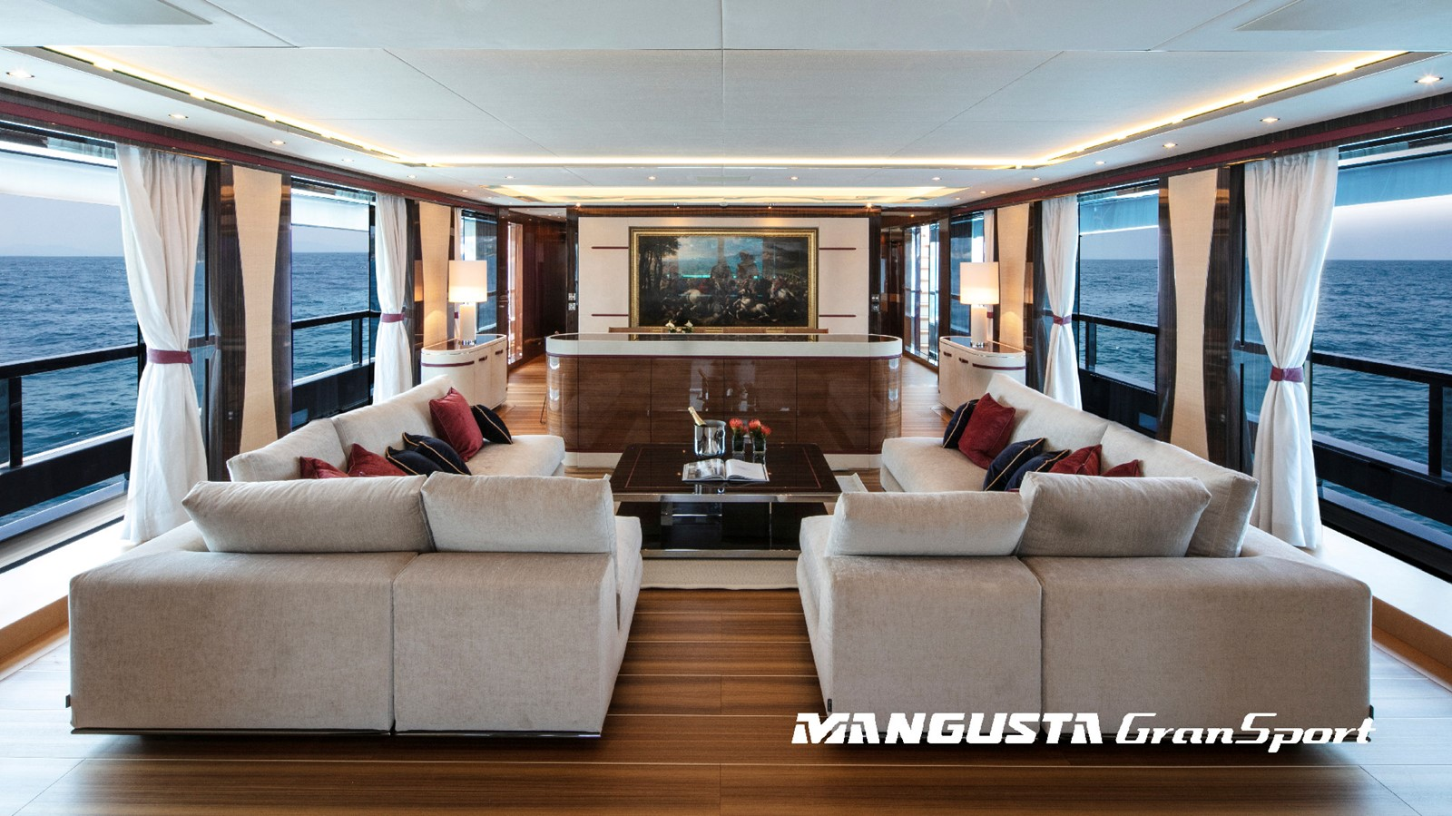 2022 OVERMARINE GROUP  Mega Yacht 2581395