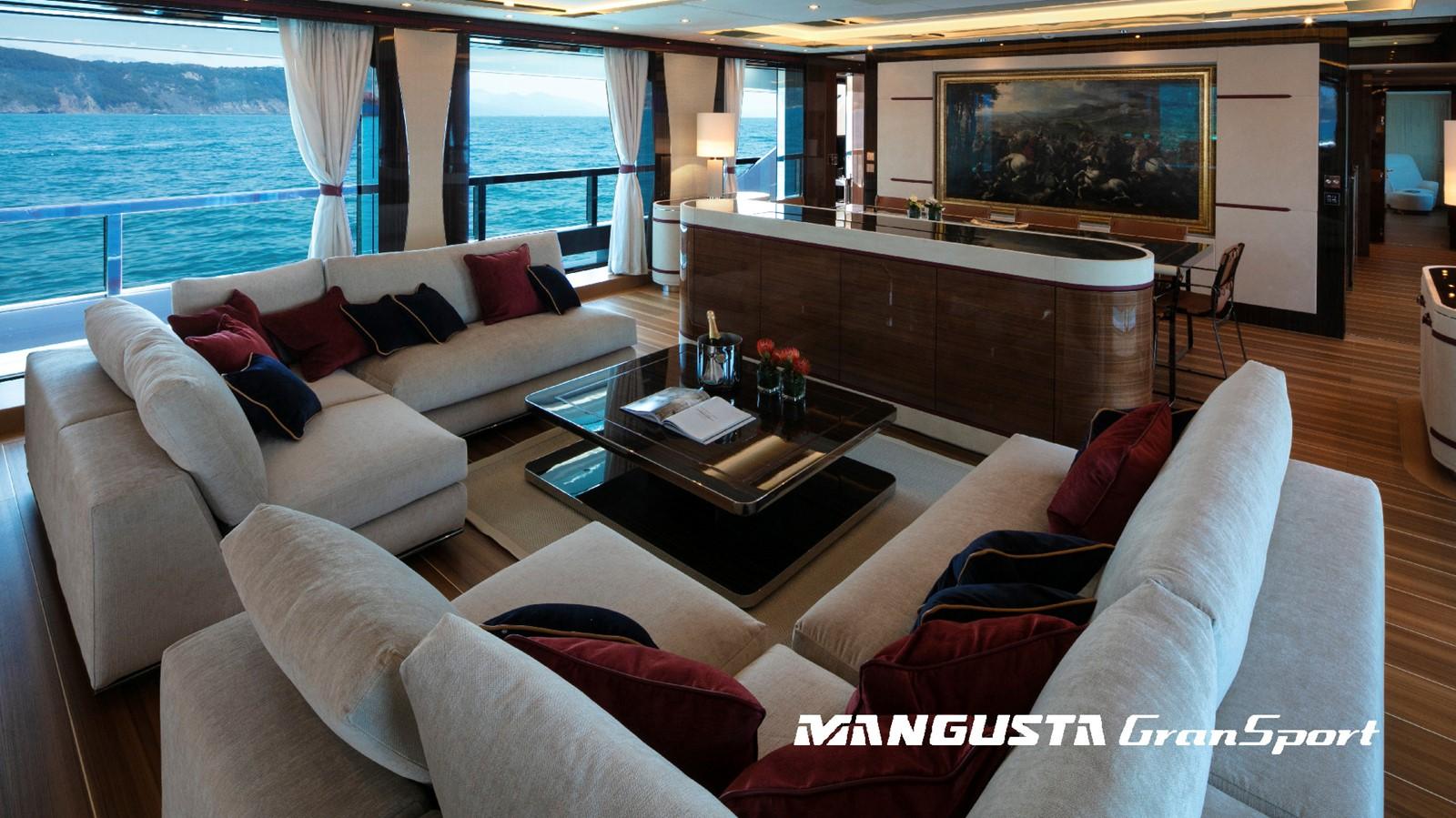 2022 OVERMARINE GROUP  Mega Yacht 2581396