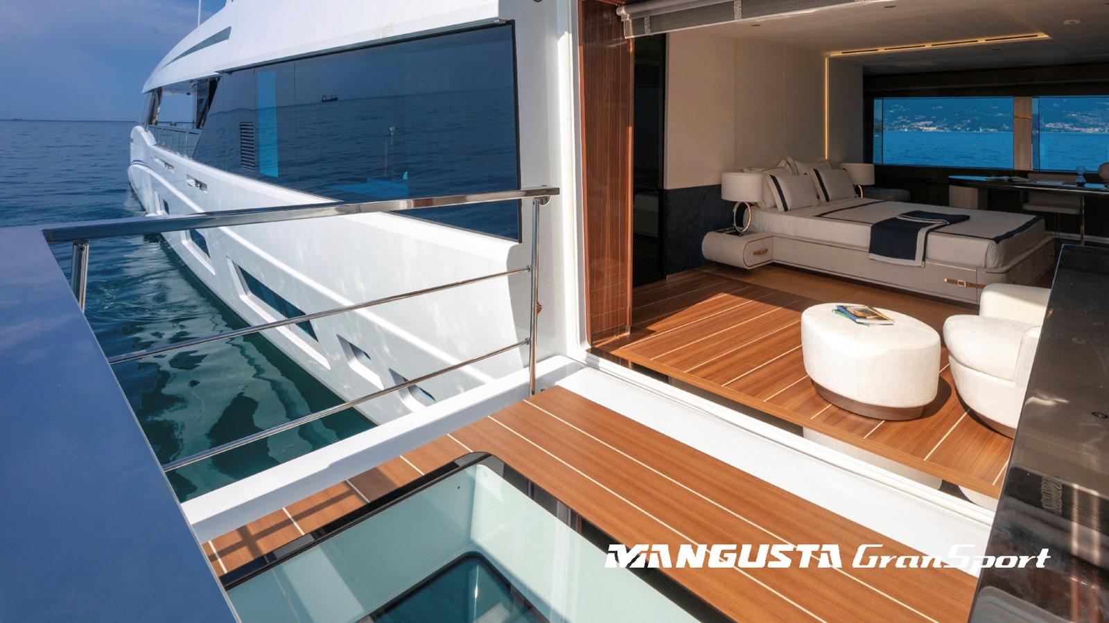 2022 OVERMARINE GROUP  Mega Yacht 2581402