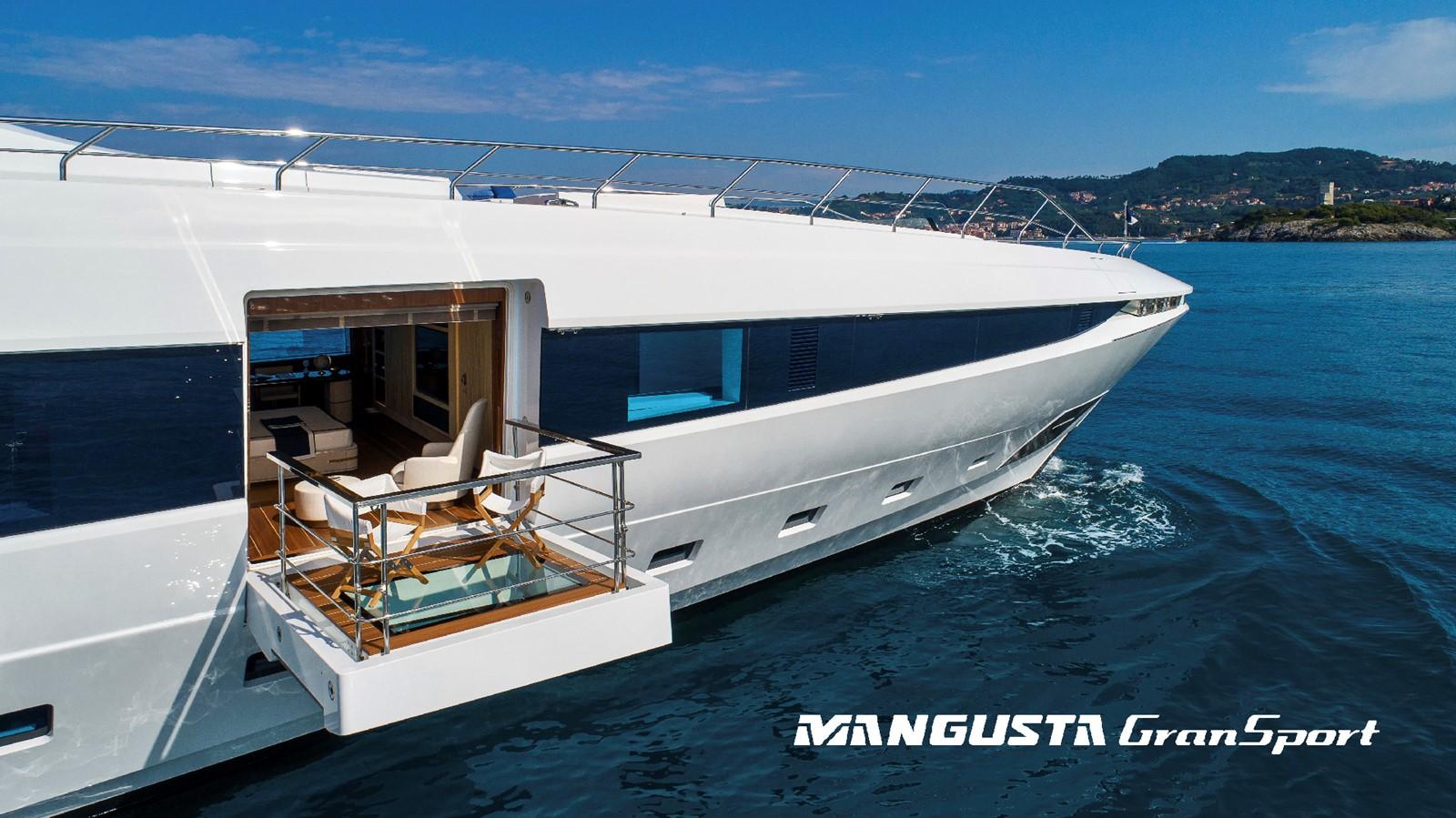 2022 OVERMARINE GROUP  Mega Yacht 2581403