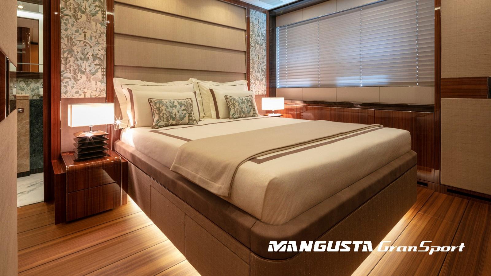 2022 OVERMARINE GROUP  Mega Yacht 2581406