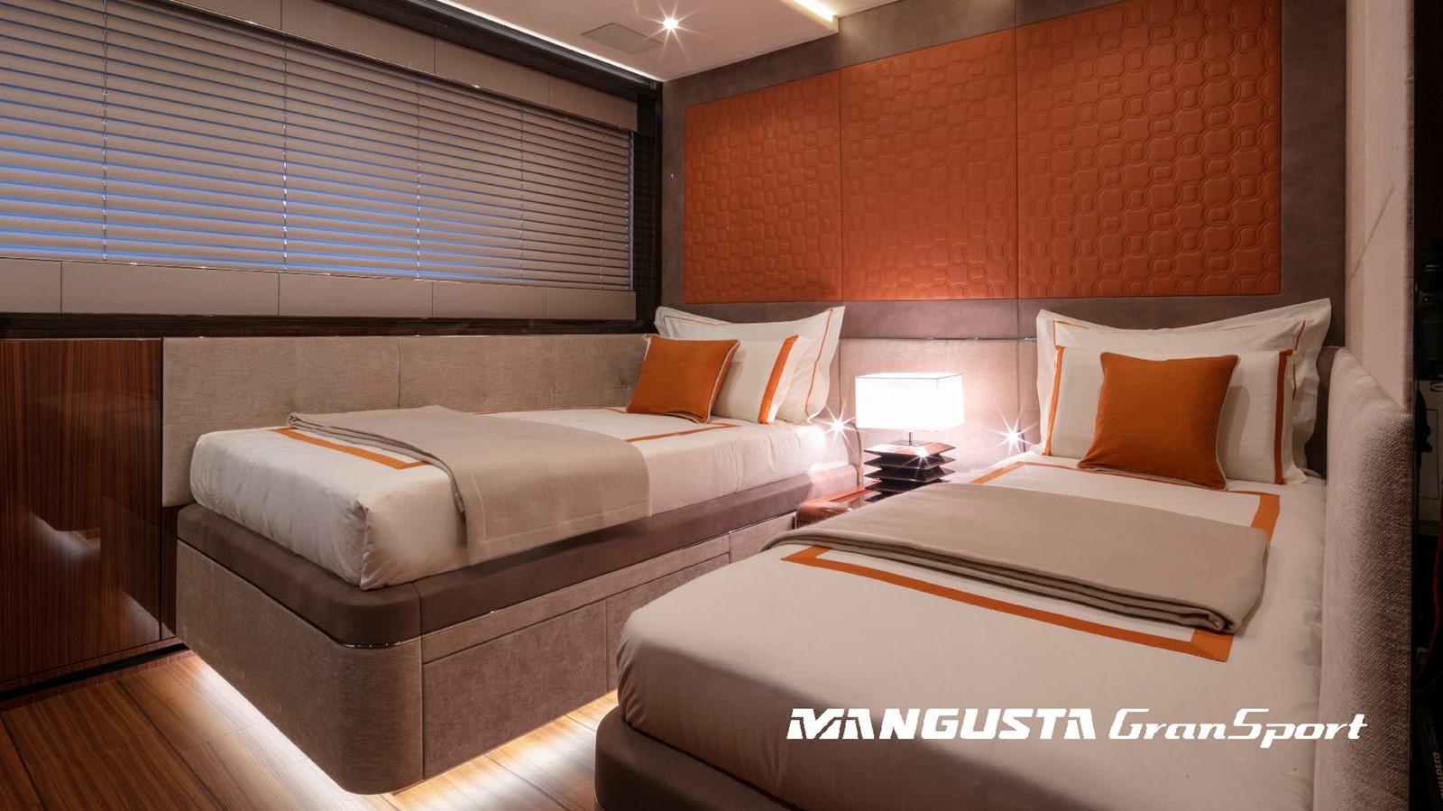 2022 OVERMARINE GROUP  Mega Yacht 2581410