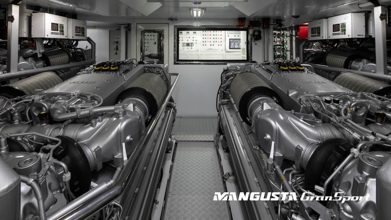 2022 OVERMARINE GROUP  Mega Yacht 2581417