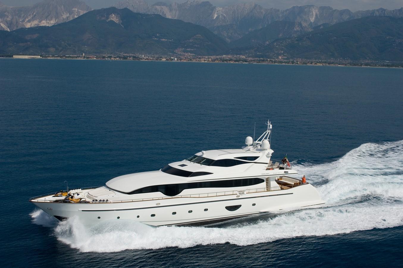 CHOO CHOO yacht for sale