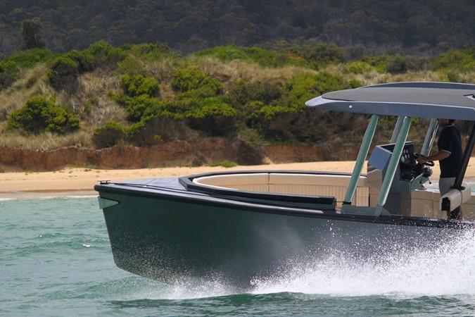 2015 CUSTOM Van Diemen luxury craft Tender 1644881