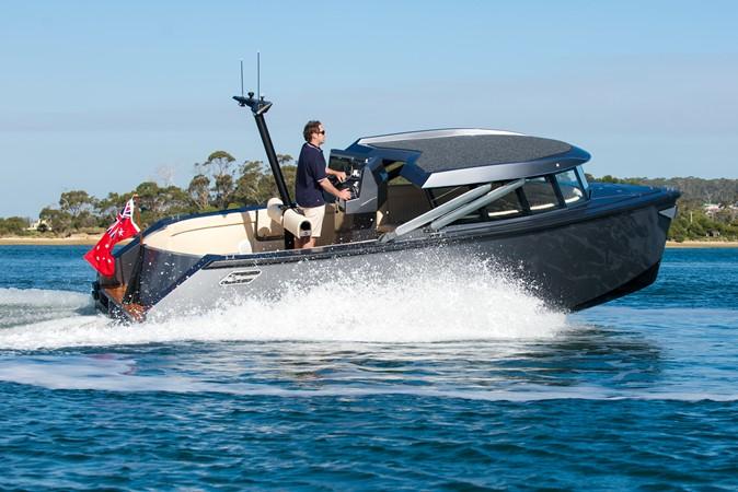 2015 CUSTOM Van Diemen luxury craft Tender 1644882
