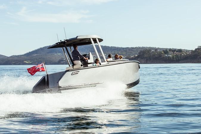 2015 CUSTOM Van Diemen luxury craft Tender 1644931