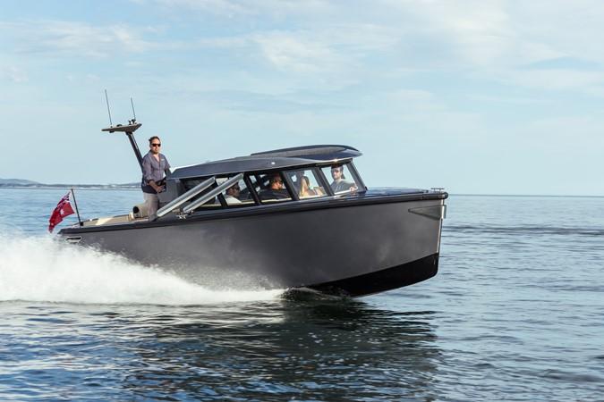 2015 CUSTOM Van Diemen luxury craft Tender 1644932