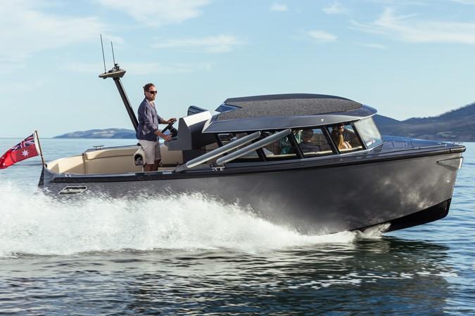 2015 CUSTOM Van Diemen luxury craft Tender 1644933