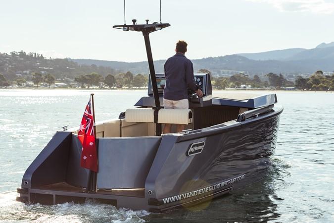 2015 CUSTOM Van Diemen luxury craft Tender 1644934