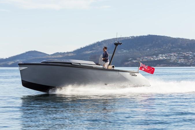 2015 CUSTOM Van Diemen luxury craft Tender 1644935