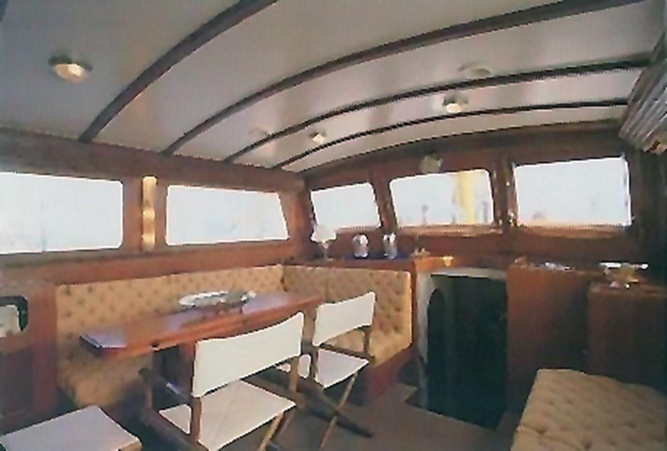 Dining 1958 SANGERMANI  Classic Yacht 1647191