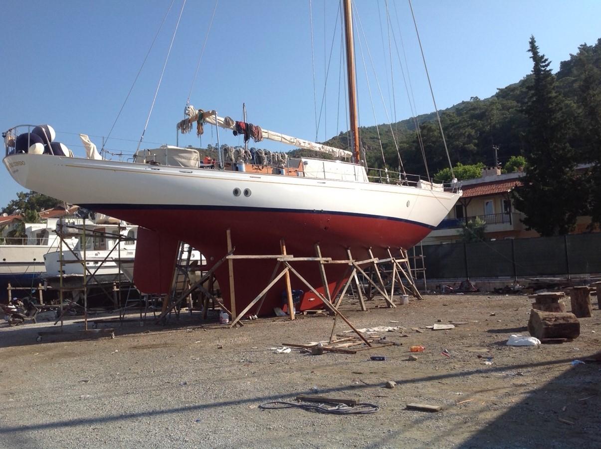 Shipyard 1958 SANGERMANI  Classic Yacht 1647193