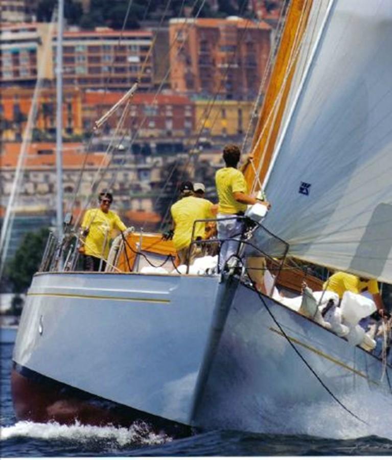 Successful regatta yacht 1958 SANGERMANI  Classic Yacht 1647194