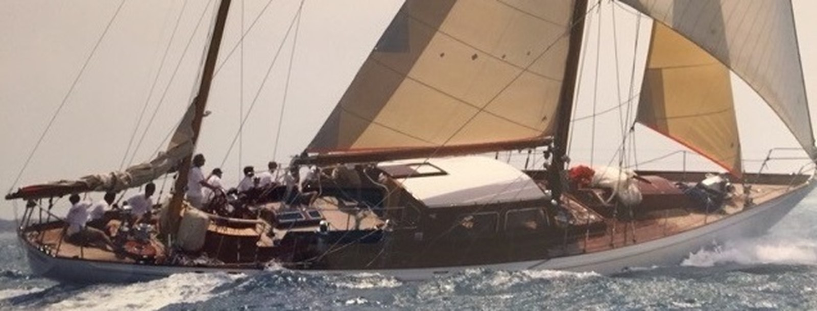 Alcor Secondo racing crop 2.jpg 1958 SANGERMANI  Classic Yacht 1732665