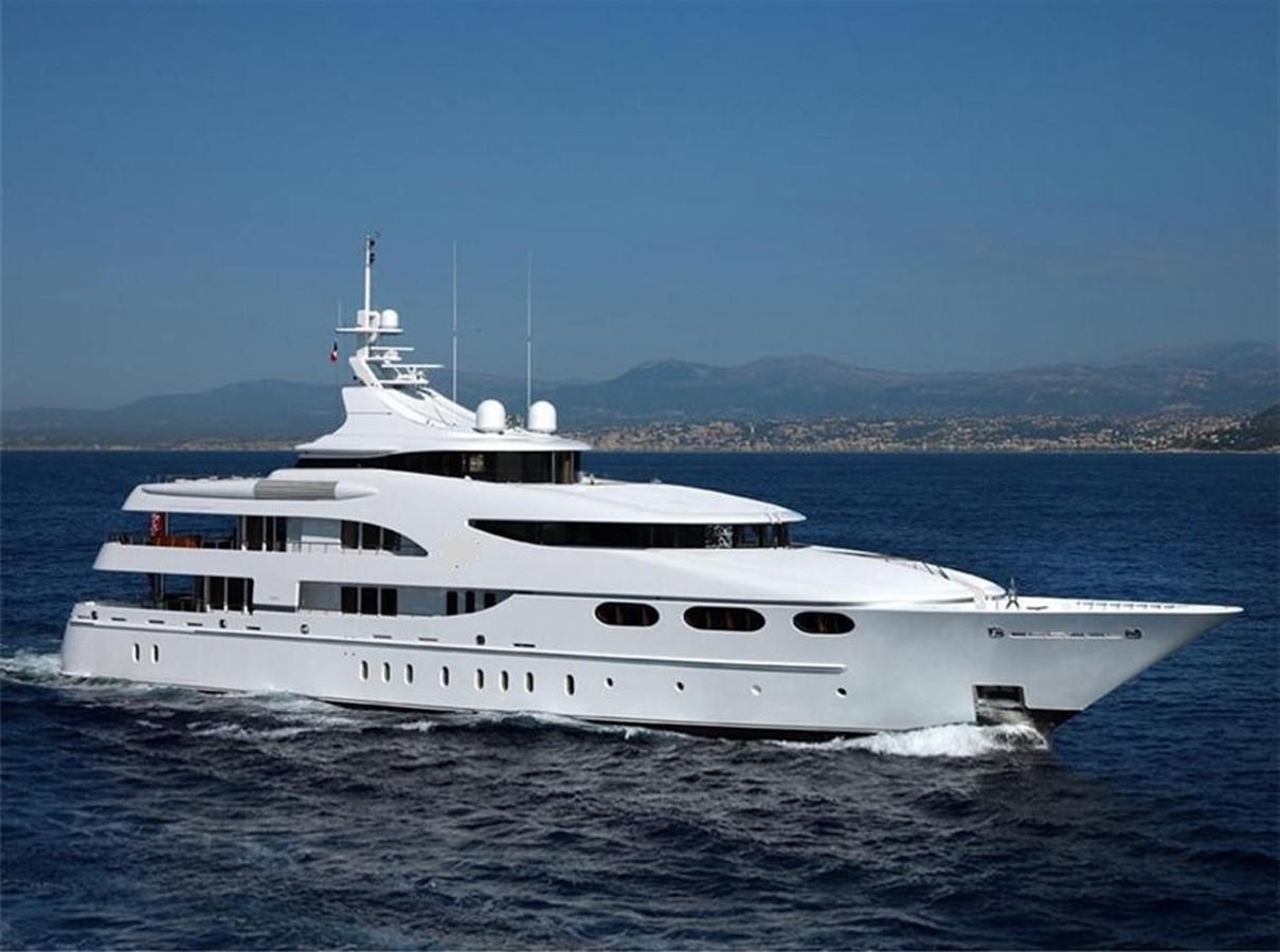 2003 LURSSEN  Motor Yacht 1694592