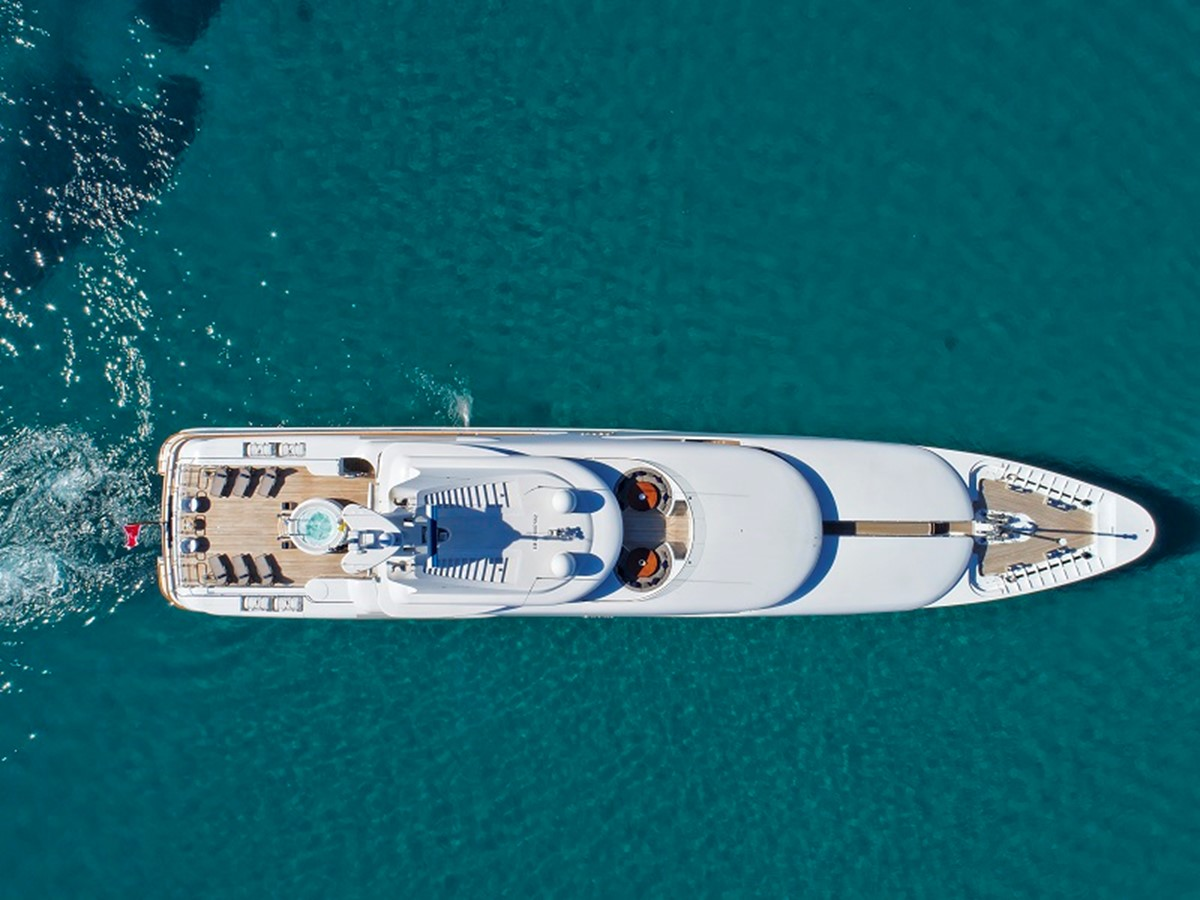 2003 LURSSEN  Motor Yacht 1933229