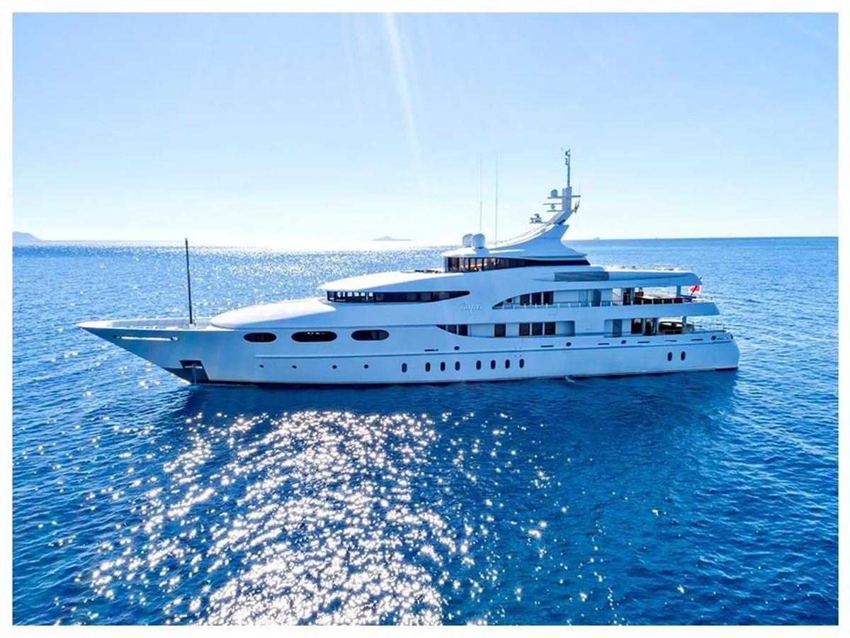 2003 LURSSEN  Motor Yacht 2424541
