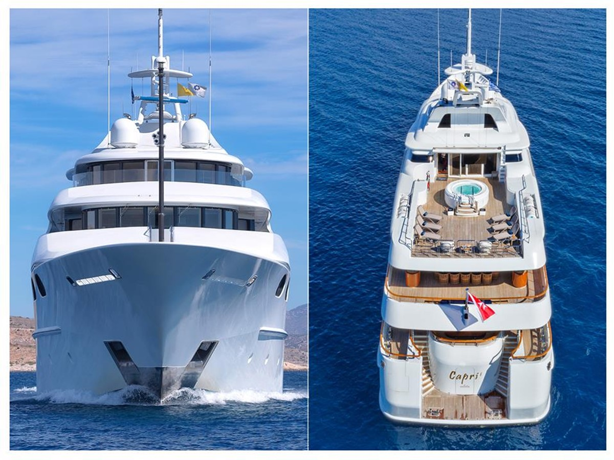 2003 LURSSEN  Motor Yacht 2424542