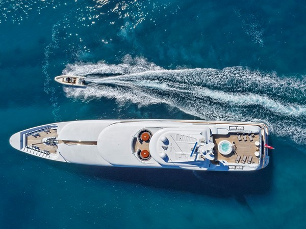 2003 LURSSEN  Motor Yacht 1933230