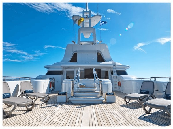 2003 LURSSEN  Motor Yacht 2424516