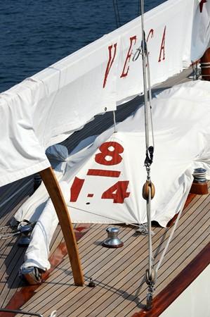 1924 BAGLIETTO 8 Metre class Vintage 1652169
