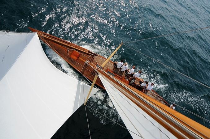 1924 BAGLIETTO 8 Metre class Vintage 1652170