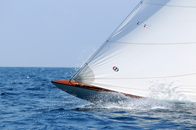 1924 BAGLIETTO 8 Metre class Vintage 1652173