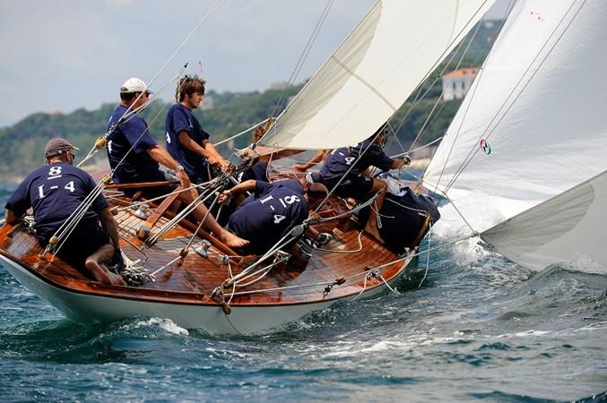 1924 BAGLIETTO 8 Metre class Vintage 1652175