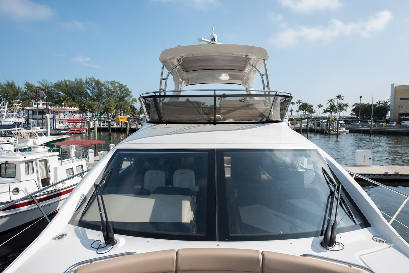 2016 SEA RAY Flybridge  1662610