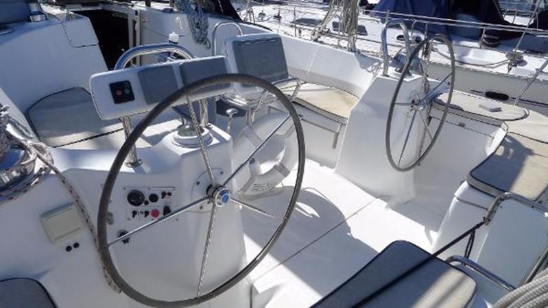 Helms 2008 HUNTER 49 Cruising Sailboat 1657167
