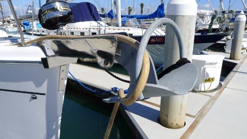 Anchor 2008 HUNTER 49 Cruising Sailboat 1657175