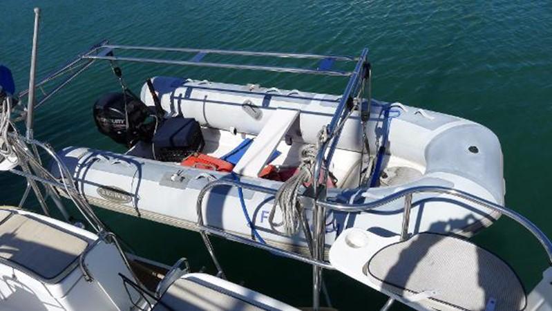 Dinghy 11.5' rib 2008 HUNTER 49 Cruising Sailboat 1657182